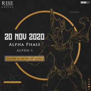 Rise Online World - Alpha Testing (Alpha-1 Phase)